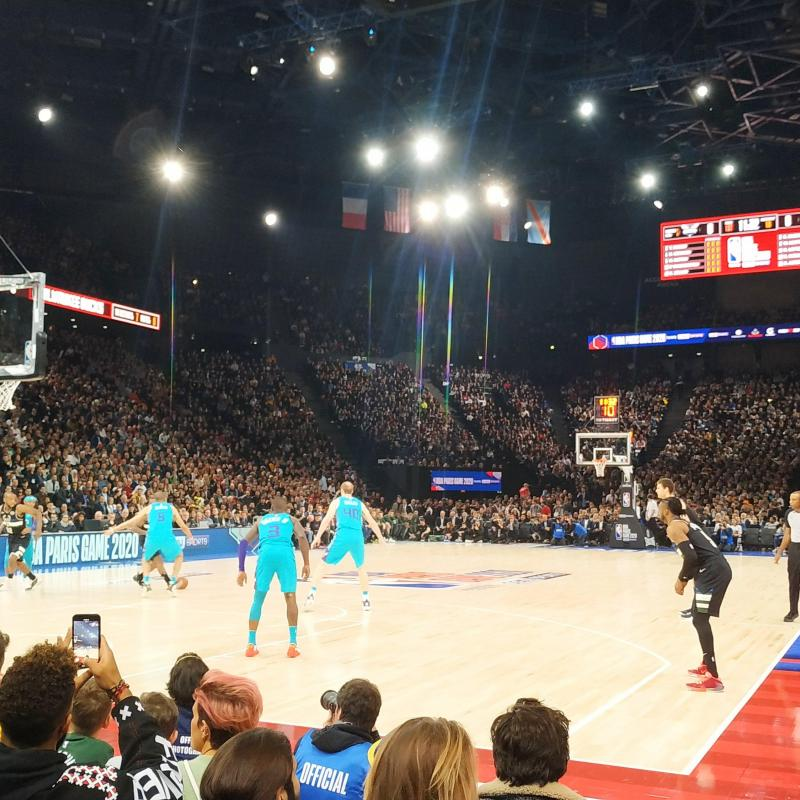 NBA PARIS GAME 2020